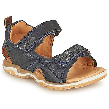 Pantofi Băieți Sandale sport Bisgaard CASPAR Albastru
