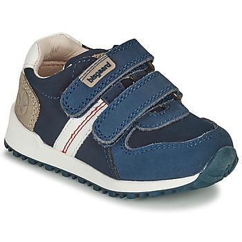 Pantofi Băieți Pantofi sport Casual Bisgaard STEVIE Albastru