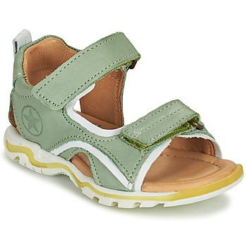 Pantofi Copii Sandale sport Bisgaard ARTHUR Verde