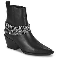 Pantofi Femei Cizme casual Bronx JUKESON Negru