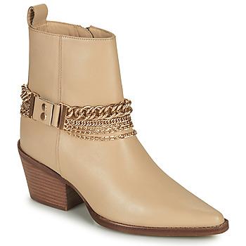 Pantofi Femei Cizme casual Bronx JUKESON Bej
