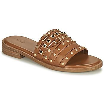 Pantofi Femei Sandale  Bronx THRILL Maro / Auriu