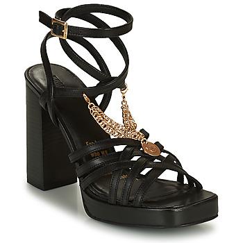 Pantofi Femei Sandale  Bronx NEW RENEE Negru