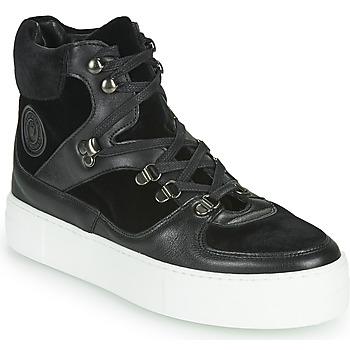 Pantofi Femei Ghete Pataugas WISH/VE F4D Negru