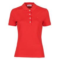 Îmbracaminte Femei Tricou Polo mânecă scurtă Lacoste POLO SLIM FIT Roșu