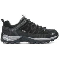 Pantofi Bărbați Drumetie și trekking Cmp Rigel Negre