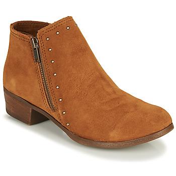 Pantofi Femei Ghete Minnetonka BRIE BOOT Maro