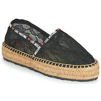 Pantofi Femei Espadrile Love Moschino JA10373G1C Negru