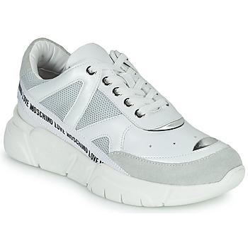 Pantofi Femei Pantofi sport Casual Love Moschino JA15323G1C Alb