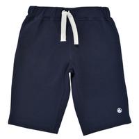 Îmbracaminte Băieți Pantaloni scurti și Bermuda Petit Bateau LAVIEN Albastru