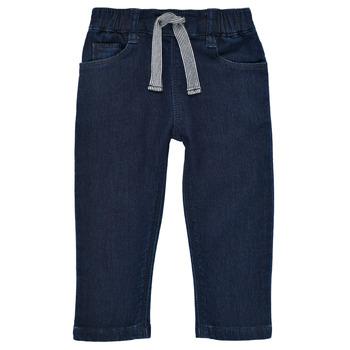 Îmbracaminte Băieți Jeans slim Petit Bateau MILET Albastru