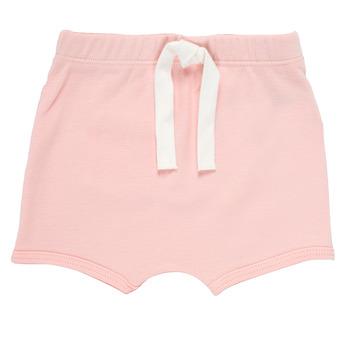 Îmbracaminte Băieți Pantaloni scurti și Bermuda Petit Bateau MATHEO Roz