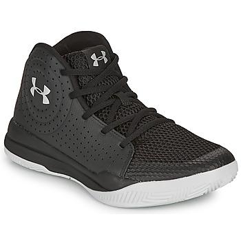 Pantofi Copii Basket Under Armour GS JET 2019 Negru