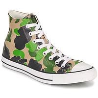 Pantofi Bărbați Pantofi sport stil gheata Converse CHUCK TAYLOR ALL STAR ARCHIVE PRINT  HI Camuflaj
