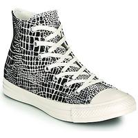 Pantofi Femei Pantofi sport stil gheata Converse CHUCK TAYLOR ALL STAR DIGITAL DAZE HI Negru / Bej
