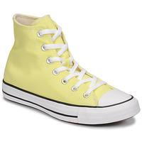 Pantofi Femei Pantofi sport stil gheata Converse CHUCK TAYLOR ALL STAR SEASONAL COLOR HI Galben