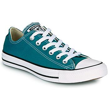 Pantofi Femei Pantofi sport Casual Converse CHUCK TAYLOR ALL STAR SEASONAL COLOR OX Albastru