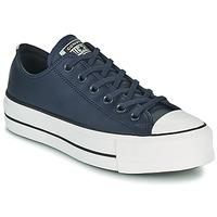 Pantofi Femei Pantofi sport Casual Converse CHUCK TAYLOR ALL STAR LIFT ANODIZED METALS OX Albastru