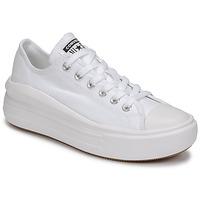 Pantofi Femei Pantofi sport Casual Converse CHUCK TAYLOR ALL STAR MOVE CANVAS COLOR OX Alb