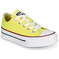 Pantofi Fete Pantofi sport Casual Converse CHUCK TAYLOR ALL STAR LIFT CANVAS COLOR OX Galben