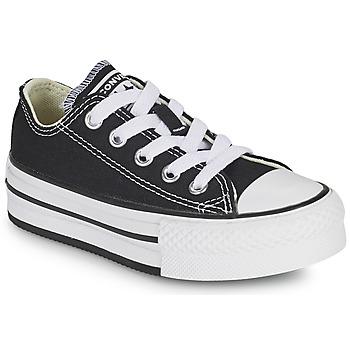 Pantofi Fete Pantofi sport Casual Converse CHUCK TAYLOR ALL STAR EVA PLATFORM FOUNDATION OX Negru