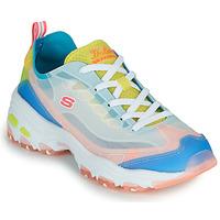 Pantofi Femei Pantofi sport Casual Skechers D'LITES FRESH AIR Multicolor
