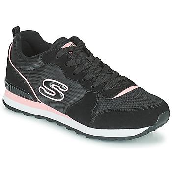 Pantofi Femei Pantofi sport Casual Skechers OG 85 Negru / Roz