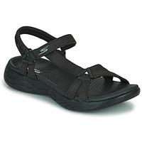 Pantofi Femei Sandale sport Skechers ON THE GO 600 Negru