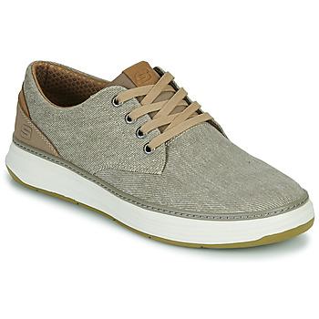 Pantofi Bărbați Pantofi sport Casual Skechers MORENO EDERSON Gri