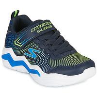 Pantofi Băieți Pantofi sport Casual Skechers ERUPTERS IV Albastru / Verde