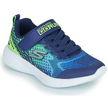 Pantofi Băieți Pantofi sport Casual Skechers GO RUN 600 Albastru / Verde