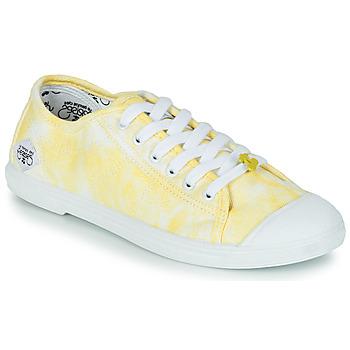 Pantofi Femei Pantofi sport Casual Le Temps des Cerises BASIC 02 Galben