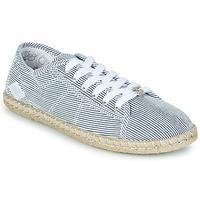 Pantofi Femei Pantofi sport Casual Le Temps des Cerises BEACH Albastru / Alb