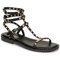 Pantofi Femei Sandale  Les Tropéziennes par M Belarbi CORALIE Negru