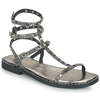 Pantofi Femei Sandale  Les Tropéziennes par M Belarbi COROL Negru