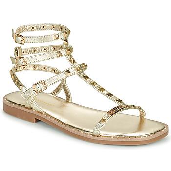Pantofi Femei Sandale  Les Tropéziennes par M Belarbi CORALIE Auriu