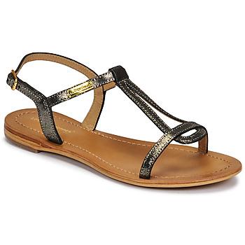 Pantofi Femei Sandale  Les Tropéziennes par M Belarbi HAMAT Negru