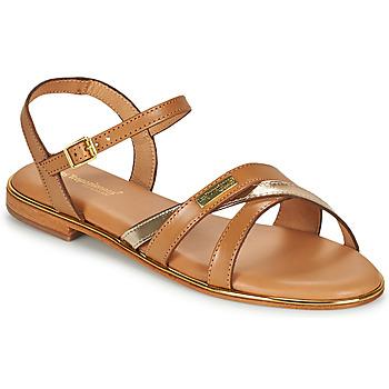 Pantofi Femei Sandale  Les Tropéziennes par M Belarbi HEXANE Maro / Auriu