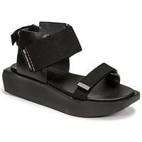 Pantofi Femei Sandale  United nude WA LO Negru