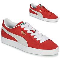 Pantofi Pantofi sport Casual Puma SUEDE Roșu