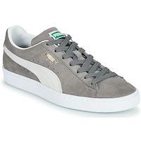 Pantofi Pantofi sport Casual Puma SUEDE Gri