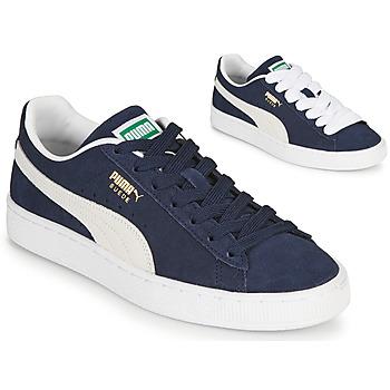 Pantofi Bărbați Pantofi sport Casual Puma SUEDE Albastru