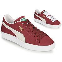 Pantofi Pantofi sport Casual Puma SUEDE Bordo