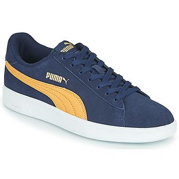 Pantofi Bărbați Pantofi sport Casual Puma SMASH Albastru / Bej