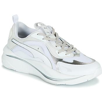 Pantofi Femei Pantofi sport Casual Puma RS CURVE GLOW Alb