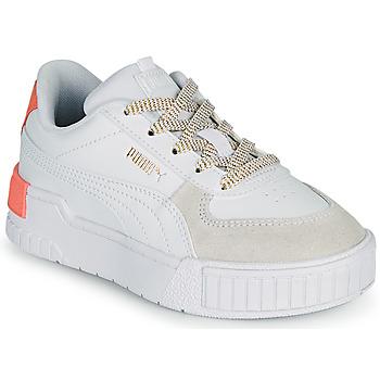 Pantofi Fete Pantofi sport Casual Puma CALI SPORT PS Alb / Roz