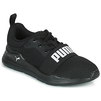 Pantofi Băieți Pantofi sport Casual Puma WIRED PS Negru