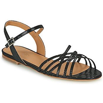 Pantofi Femei Sandale  Emma Go SASKIA Negru