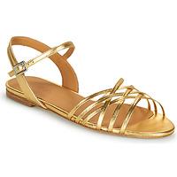 Pantofi Femei Sandale  Emma Go SASKIA Auriu