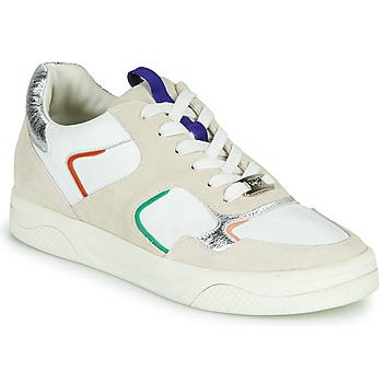 Pantofi Femei Pantofi sport Casual Mam'Zelle ARTIX Alb / Multicolor